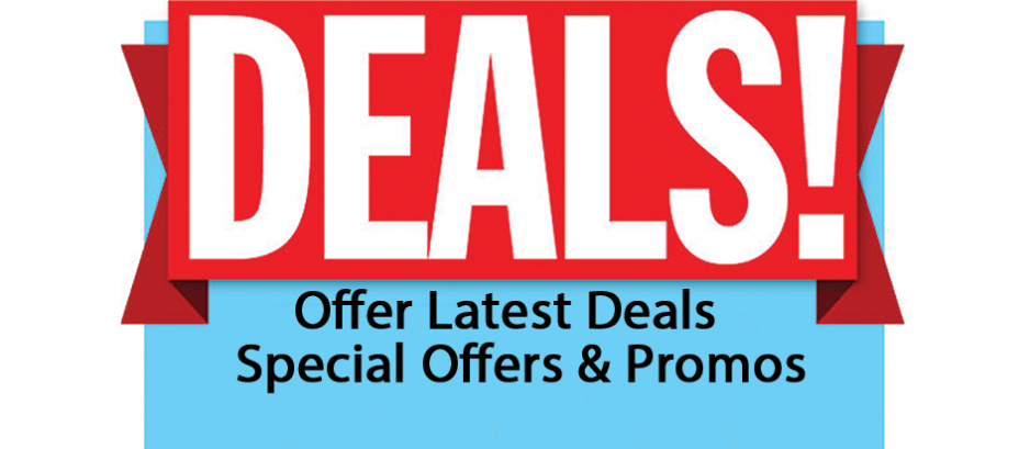 Premium Deals & Offers for Directory Visitors